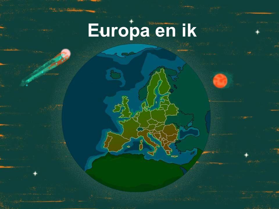 Europa en ik