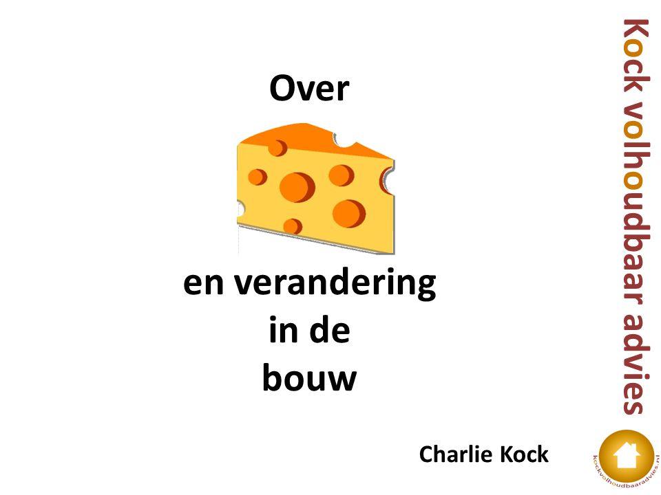 Over kaas, veranderen, innoveren en creativiteit