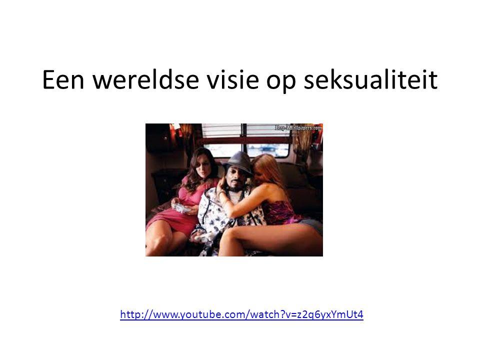 Een wereldse visie op seksualiteit http://www.youtube.com/watch?v=z2q6yxYmUt4
