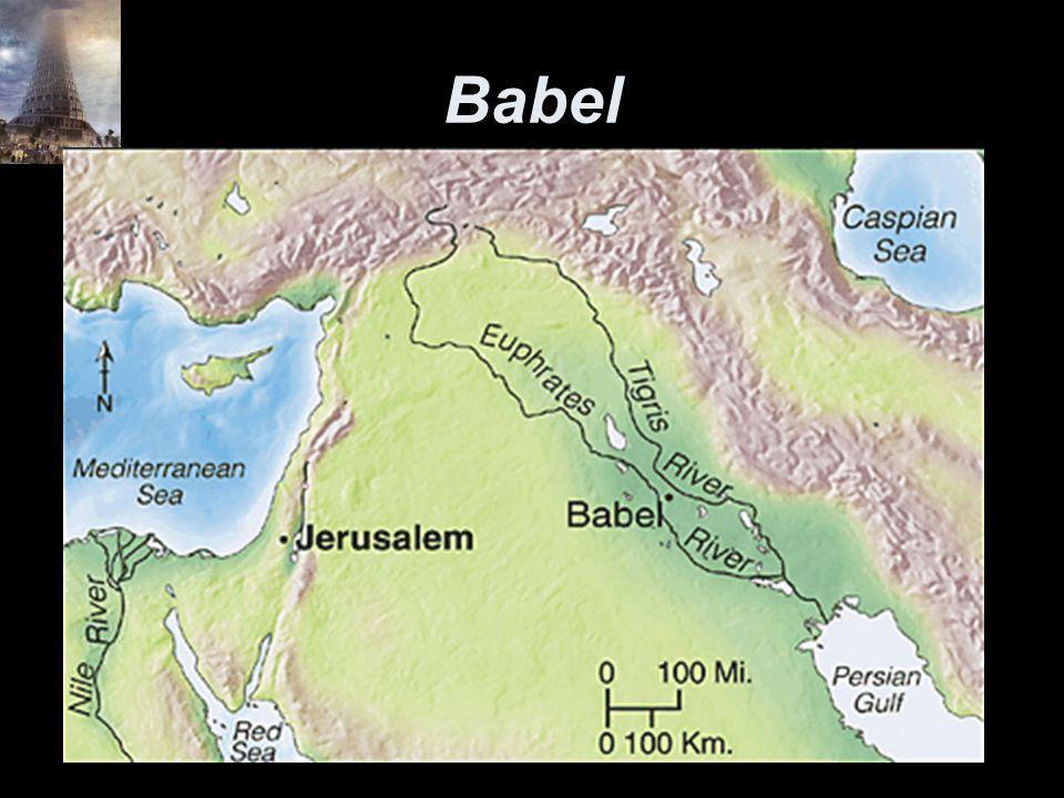 Prachtige stad En Babel, het sieraad der koninkrijken, de trotse luister der Chaldeeën, Jesaja 13:19-20