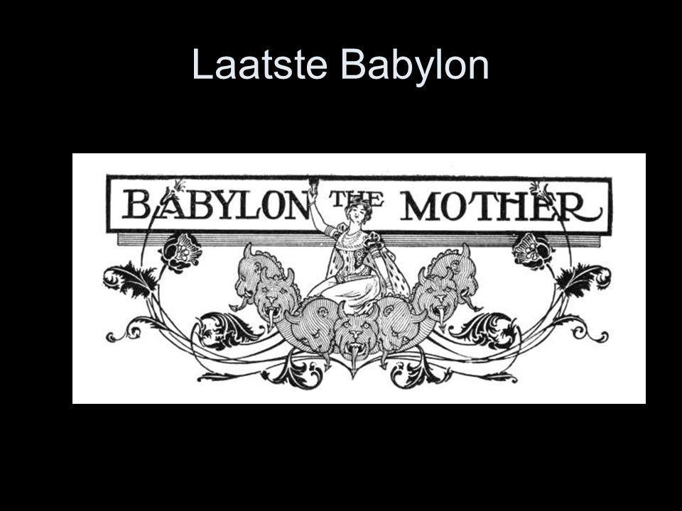 Laatste Babylon