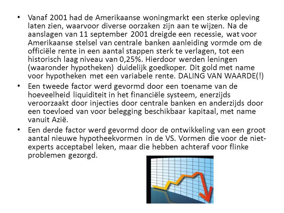 Kredietcrisis 2 Voorbeeld van de gevolgen van de kredietcrisis in Nederland: Overname staat Fortis : • Tijdens de wereldwijde kredietcrisis komt de bank in de zomer en herfst van 2008 in een negatieve spiraal terecht.