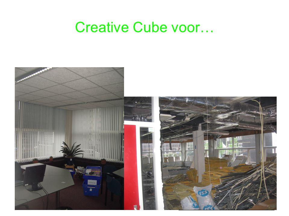 Creative Cube voor…