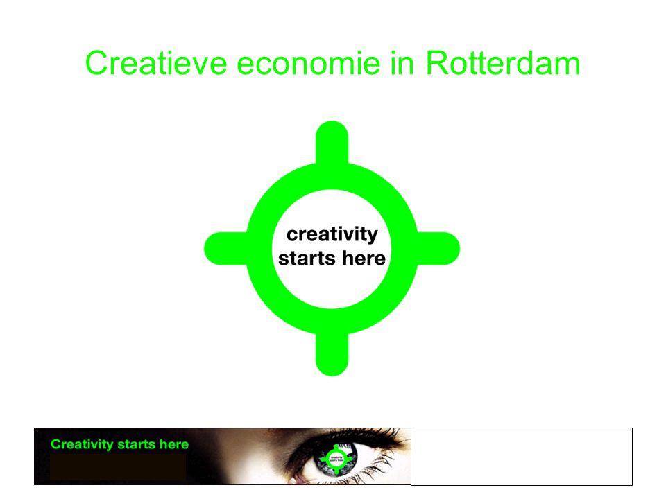 Creatieve economie in Rotterdam