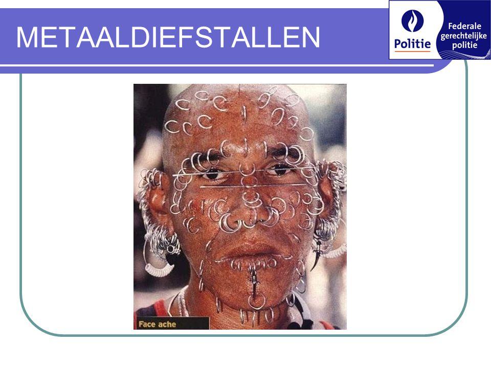 METAALDIEFSTALLEN
