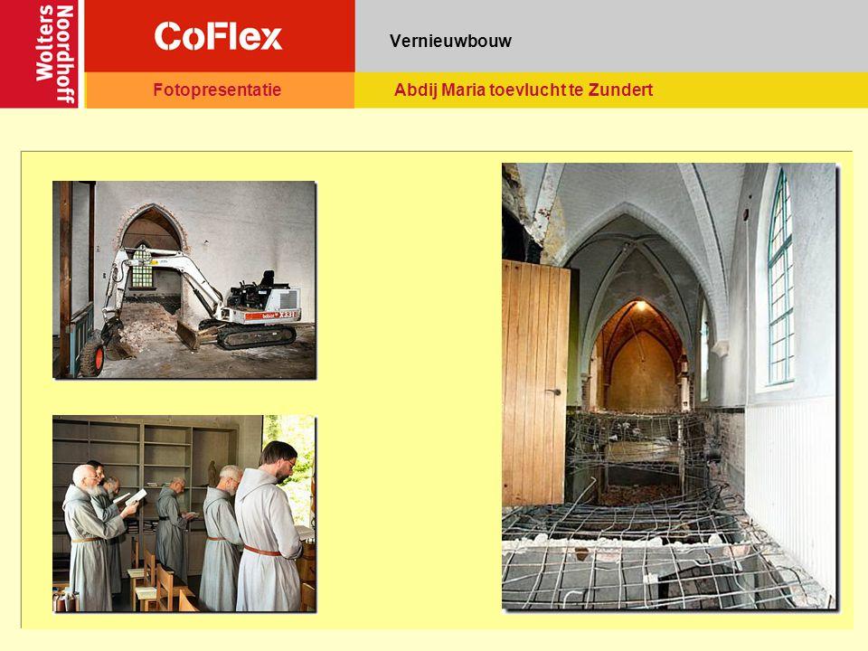 Vernieuwbouw FotopresentatieAbdij Maria toevlucht te Zundert