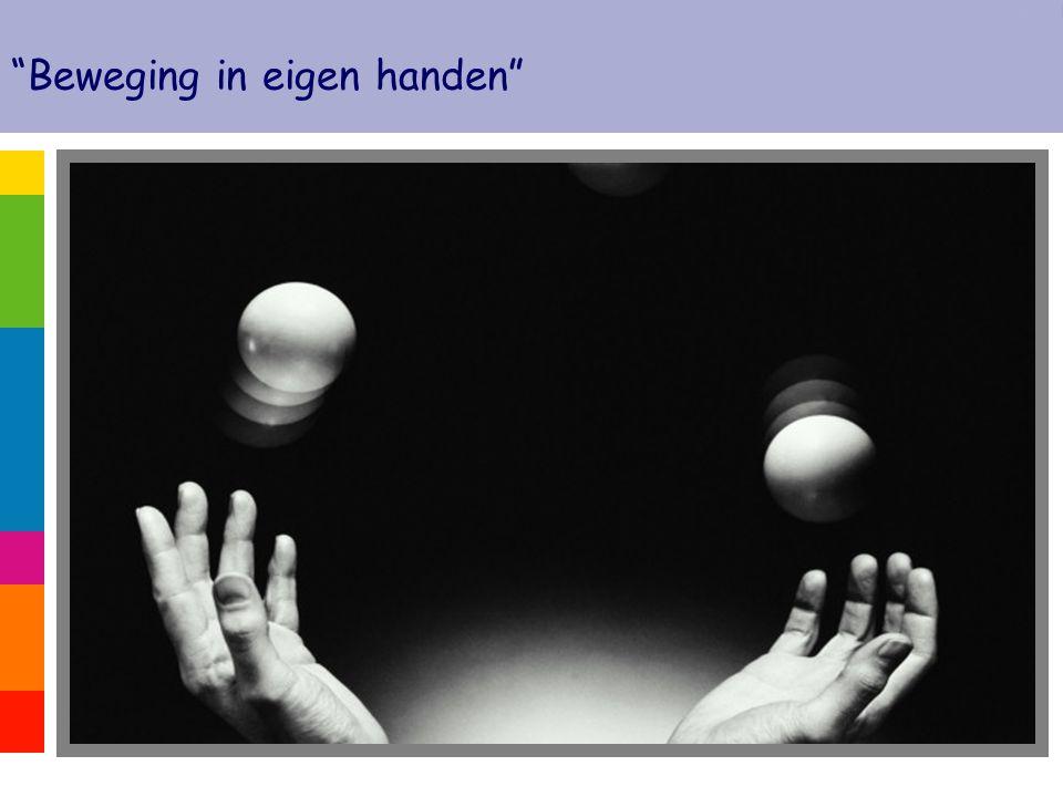 """""""Beweging in eigen handen"""""""