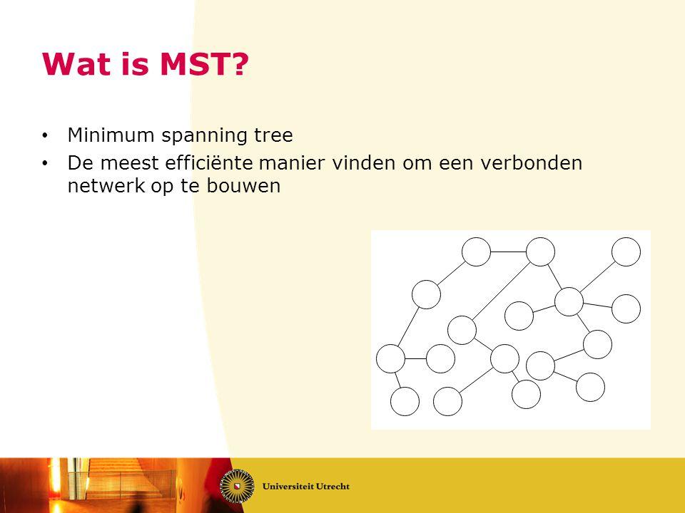 Wat is een tree/boom?
