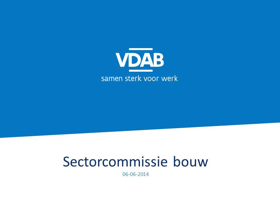 Sectorcommissie bouw 06-06-2014