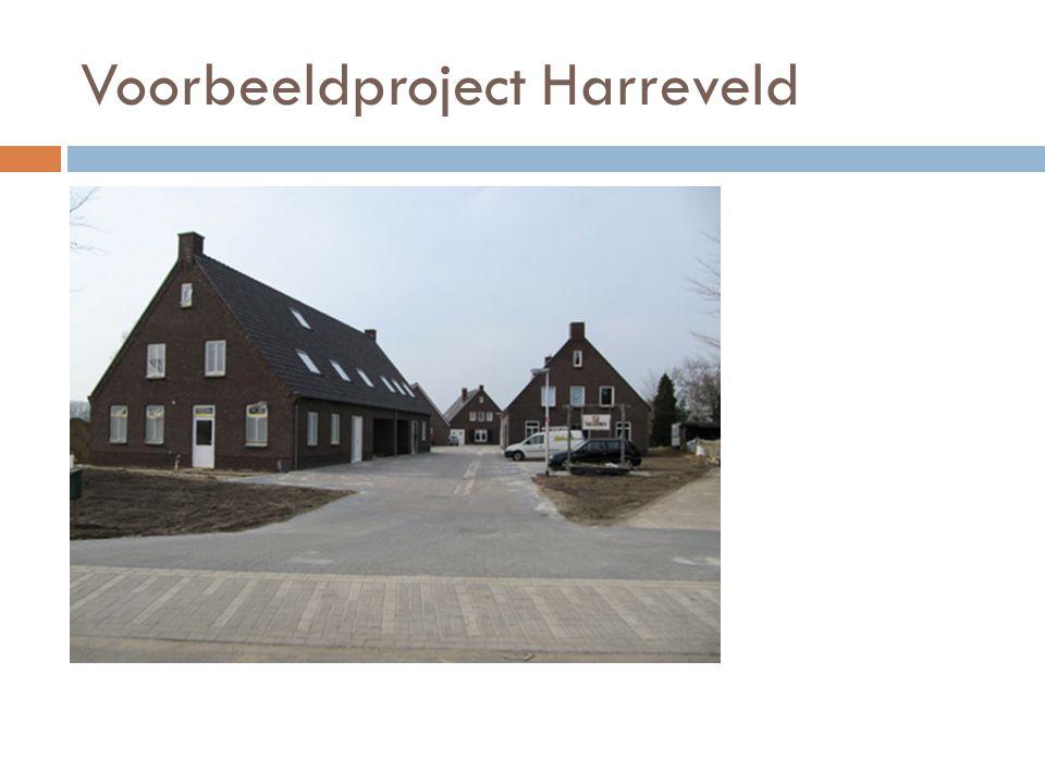 Voorbeeldproject Harreveld