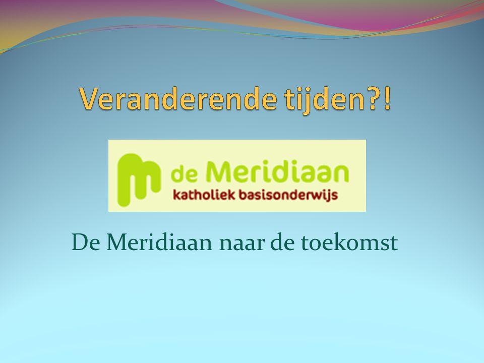De Meridiaan naar de toekomst