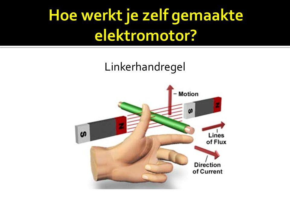 Linkerhandregel