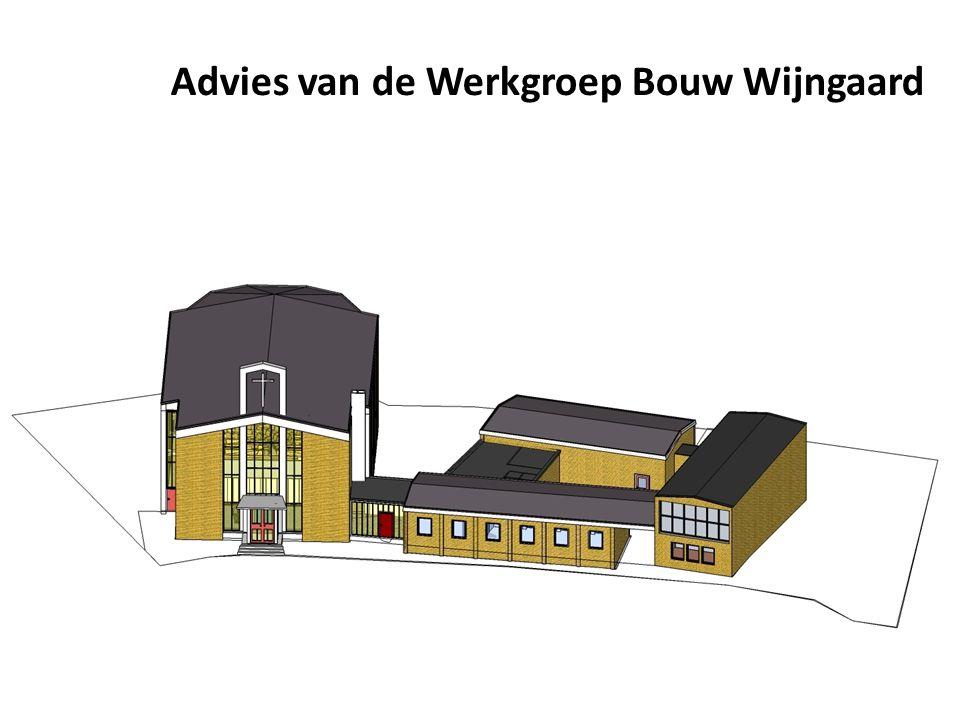 Advies van de Werkgroep Bouw Wijngaard