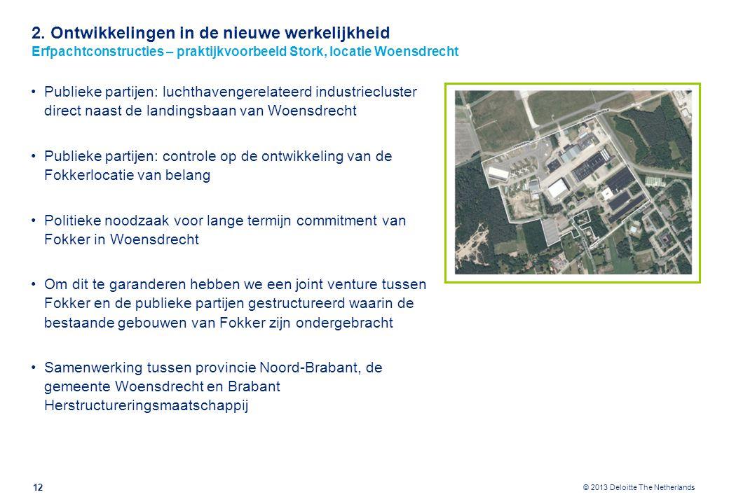 © 2013 Deloitte The Netherlands 2.