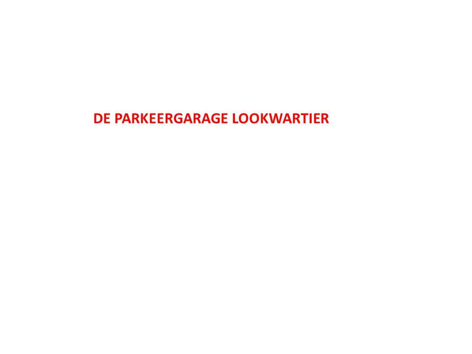 DE PARKEERGARAGE LOOKWARTIER