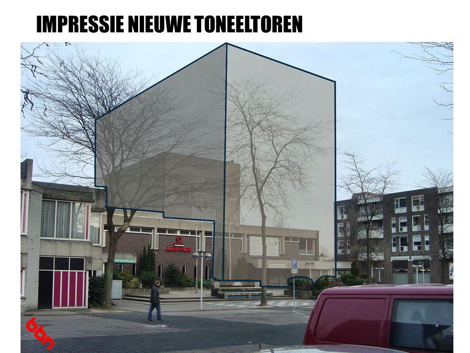 IMPRESSIE NIEUWE TONEELTOREN
