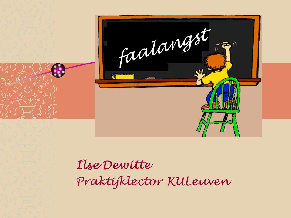 Ilse Dewitte Praktijklector KULeuven