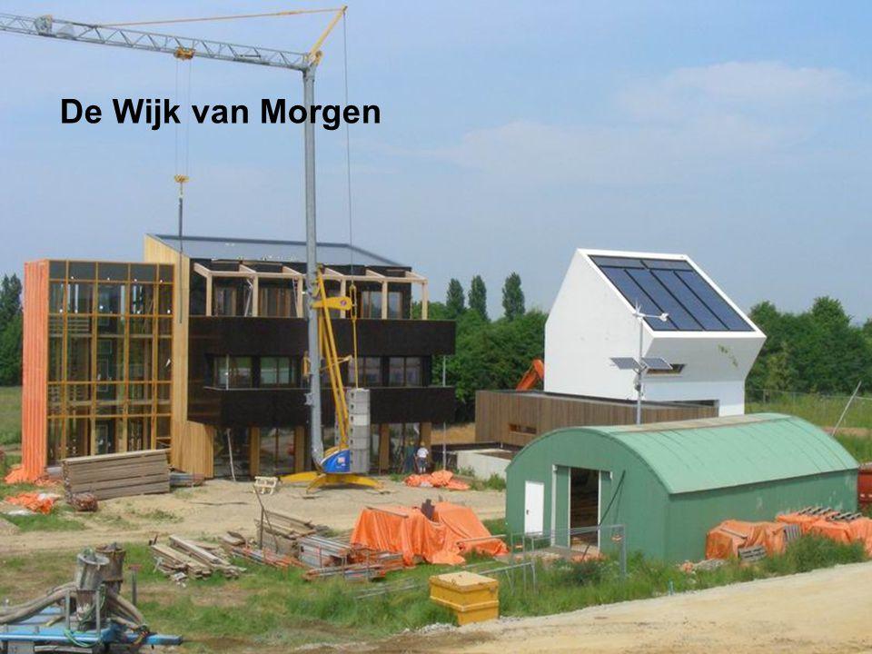 © Brainport Development, 2014 De kracht van samenwerking 11 De Wijk van Morgen