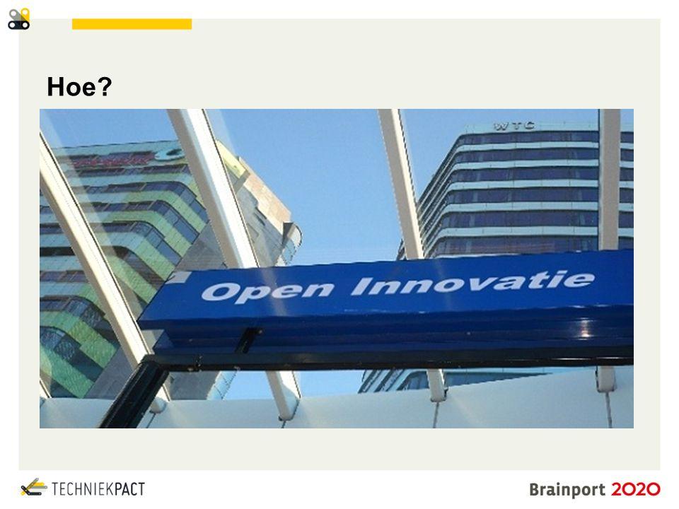 © Brainport Development, 2014 De kracht van samenwerking 7 1. Bieden neutraal & veilig terrein