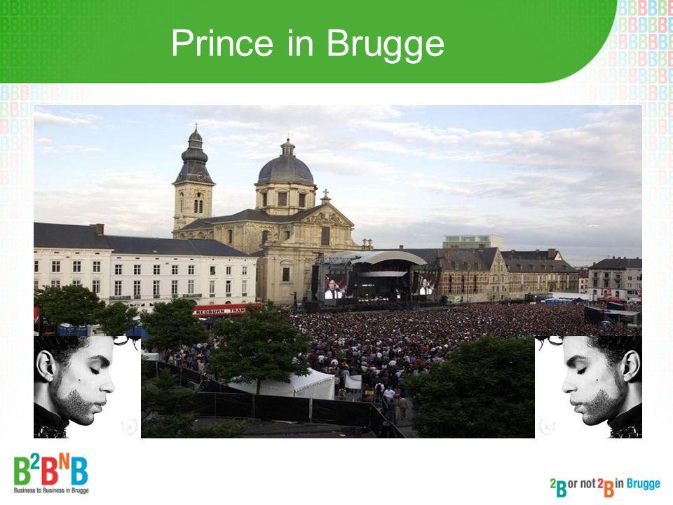 Prince in Brugge