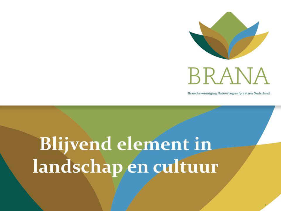 Blijvend element in landschap en cultuur 1