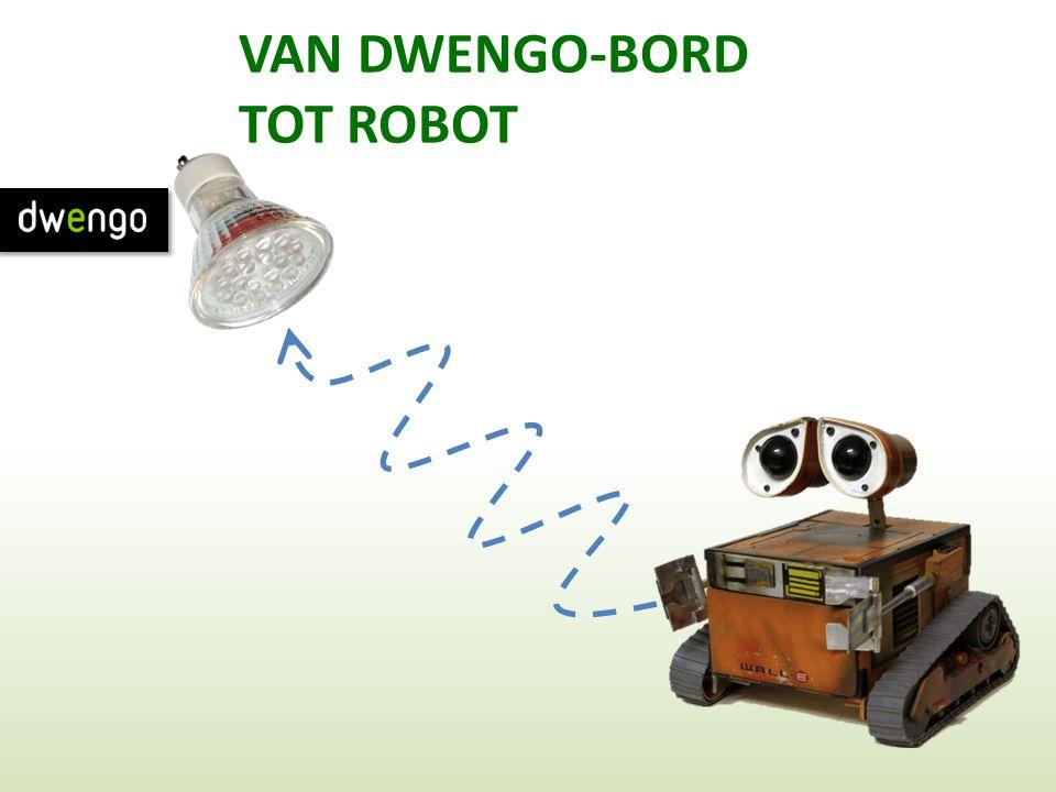 VAN DWENGO-BORD TOT ROBOT