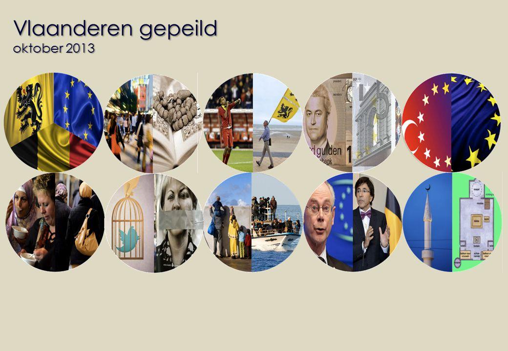 Vlaanderen gepeild oktober 2013