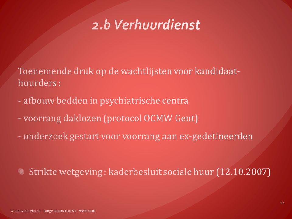 WoninGent cvba-so - Lange Steenstraat 54 - 9000 Gent 12