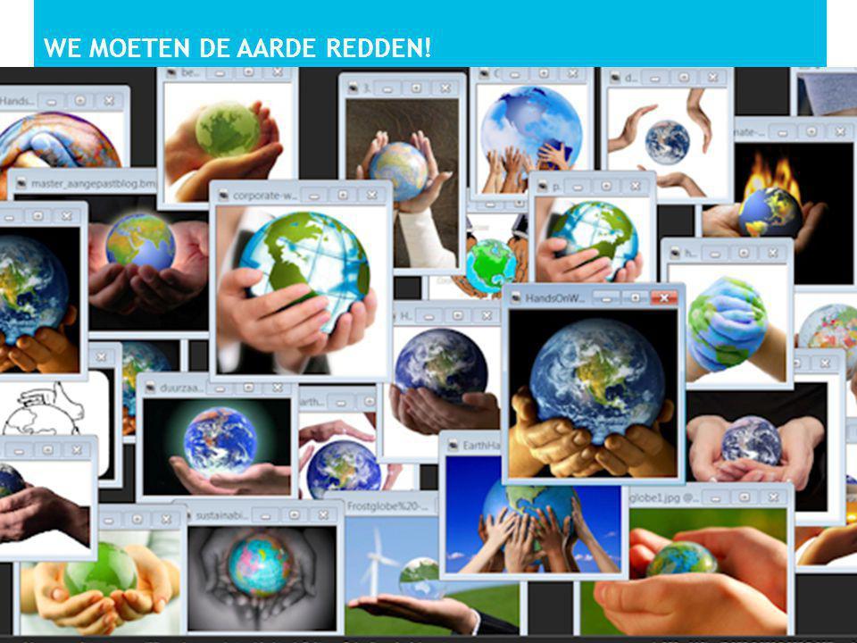 WE MOETEN DE AARDE REDDEN! MVO NEDERLAND - MVO: PRINCIPES EN PRAKTIJK7
