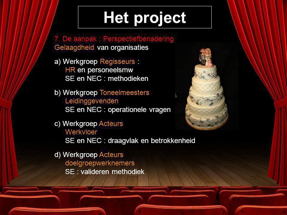 Het project 7.