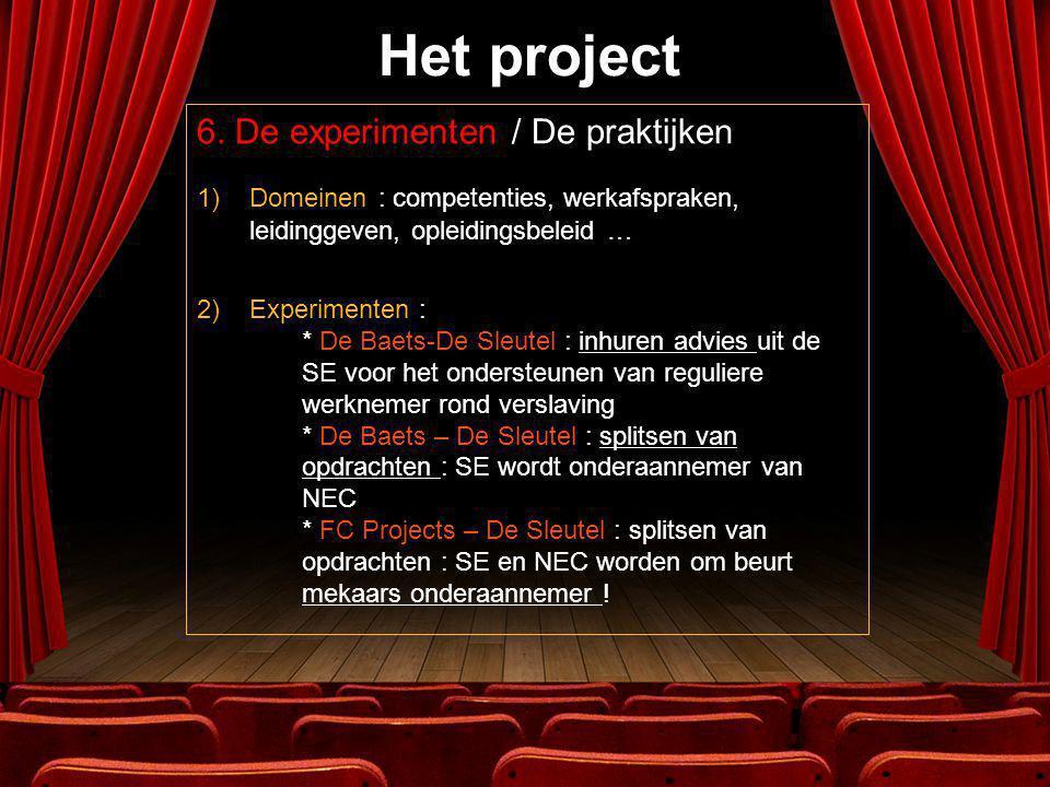 Het project 6.