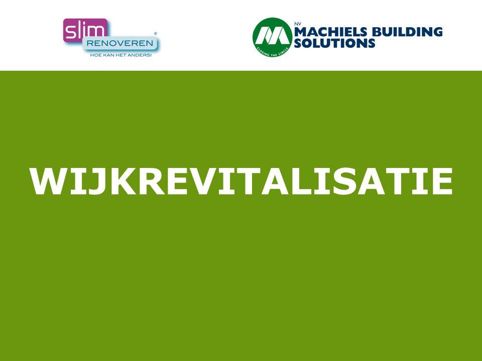 WAT uitbreiding naar wens A-label, passief of energieleverend nieuwbouw op koppen renovatie in bewoonde staat basis: isolatie, ventilatie en uitstraling max.