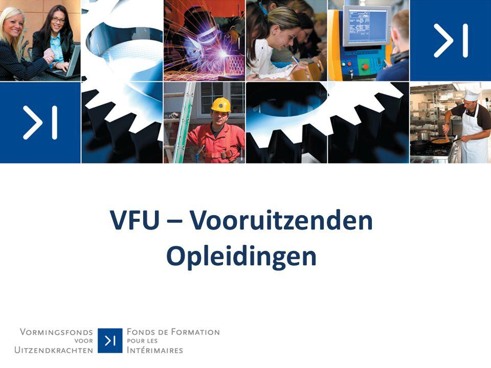 VFU – Vooruitzenden Opleidingen