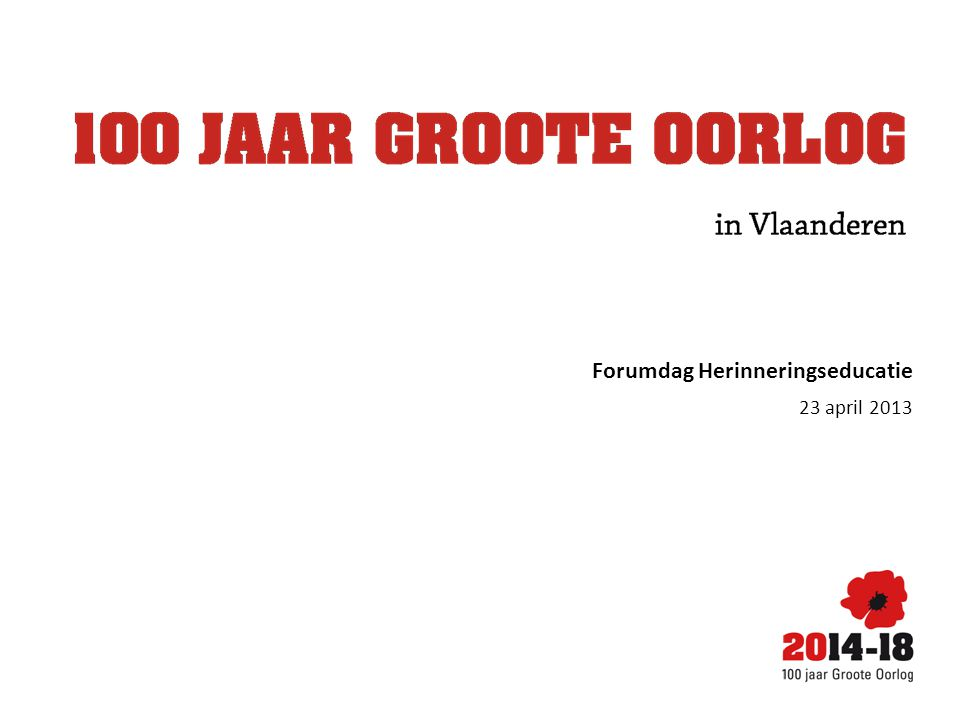 Samenwerking met CultuurNet Vlaanderen  Visie en uitbouw publiekswebsite 2014-18 samen met het projectsecretariaat  Cultuurkuur.be Forum voor Onderwijs en Cultuur samen met Canon Cultuurcel 4.