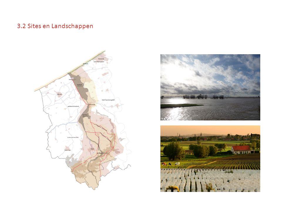 3.2 Sites en Landschappen