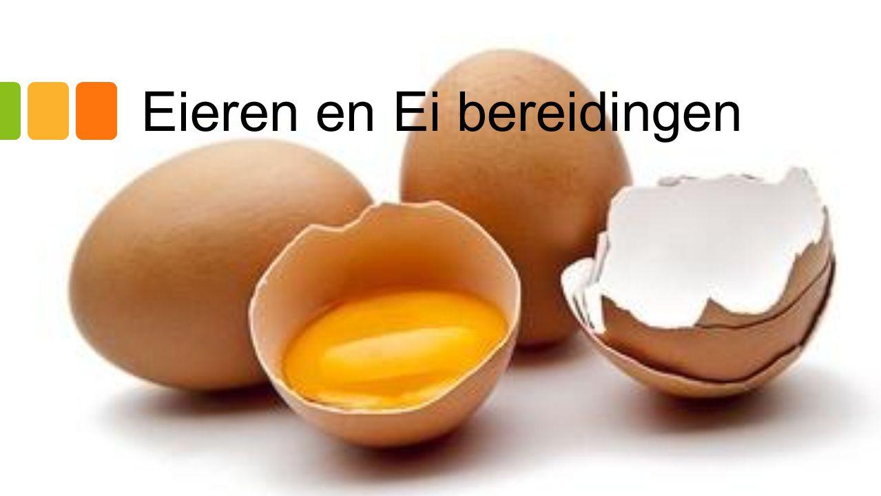 Eieren en Ei bereidingen