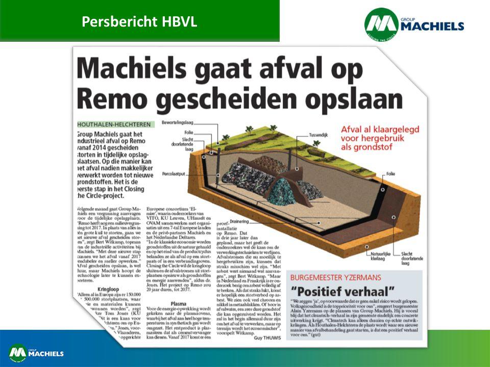 Persbericht HBVL