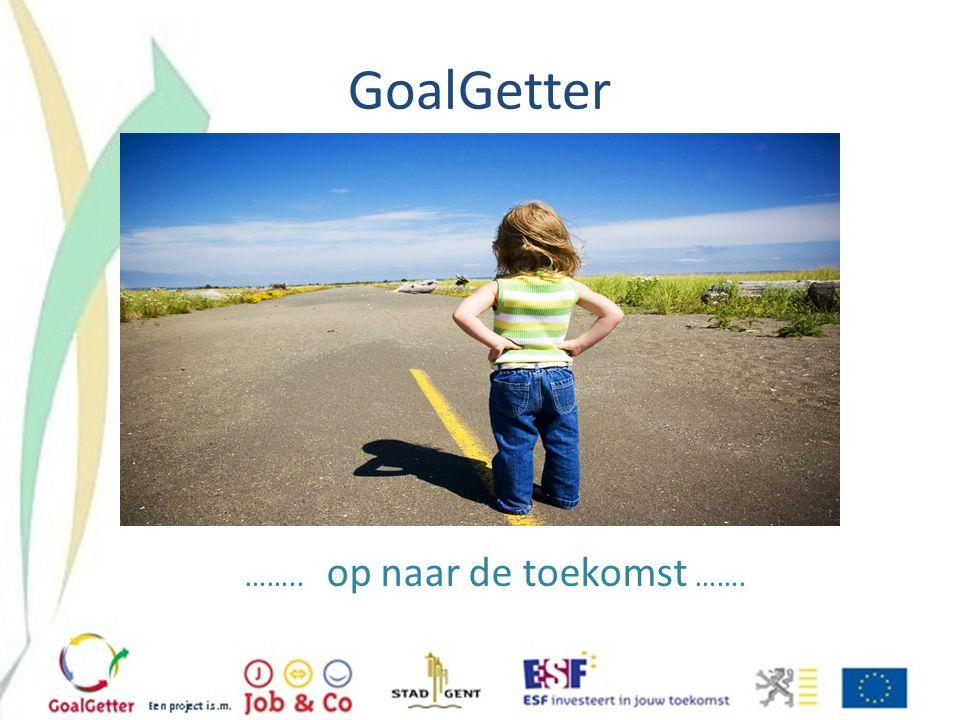 GoalGetter …….. op naar de toekomst …….
