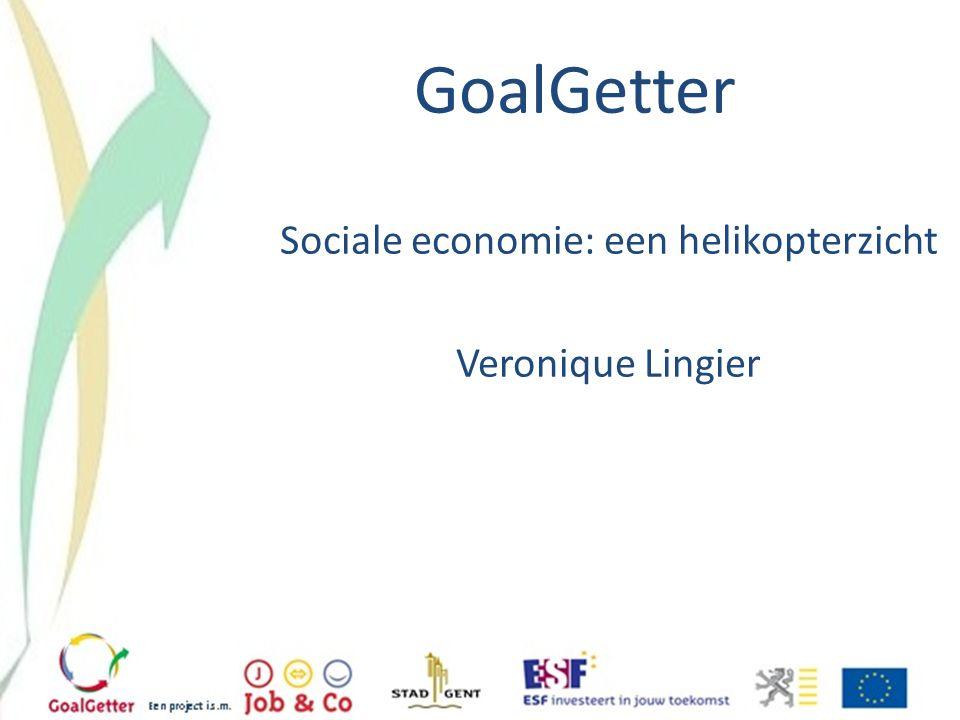 Sociale economie & arbeidsmarkt wat is sociale economie.