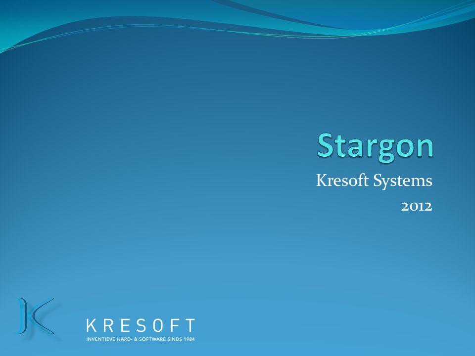Kresoft Systems 2012