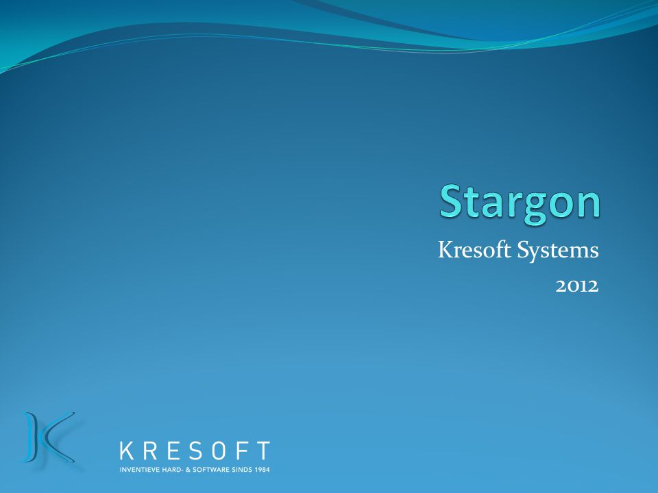 Stargon - ERP  Doelgroep.