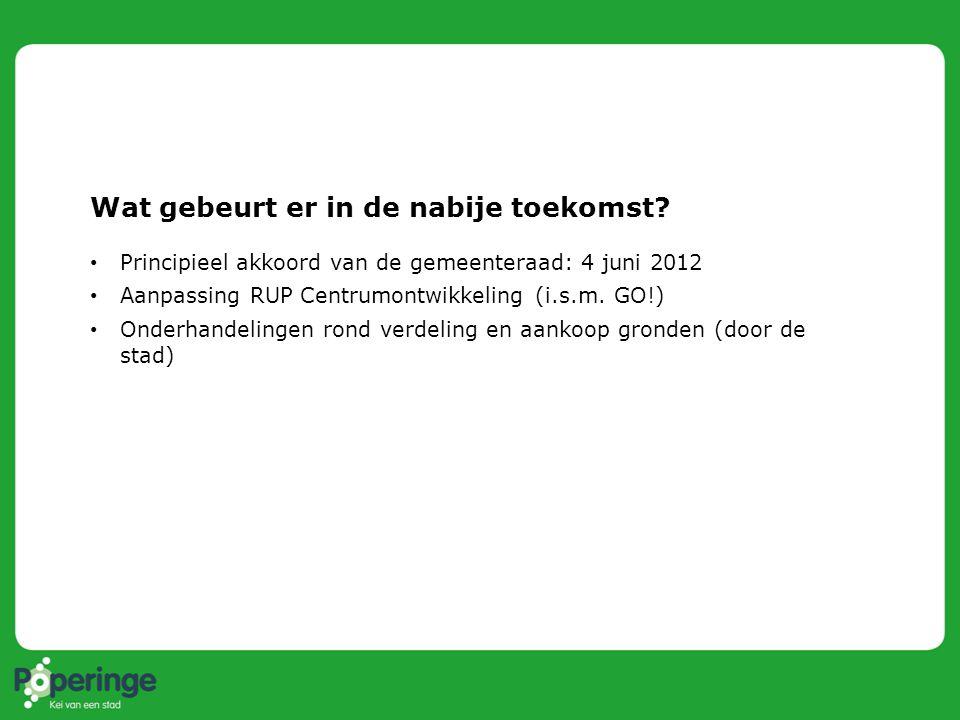 Masterplan Open Schoolcampus Vroonhof Poperinge