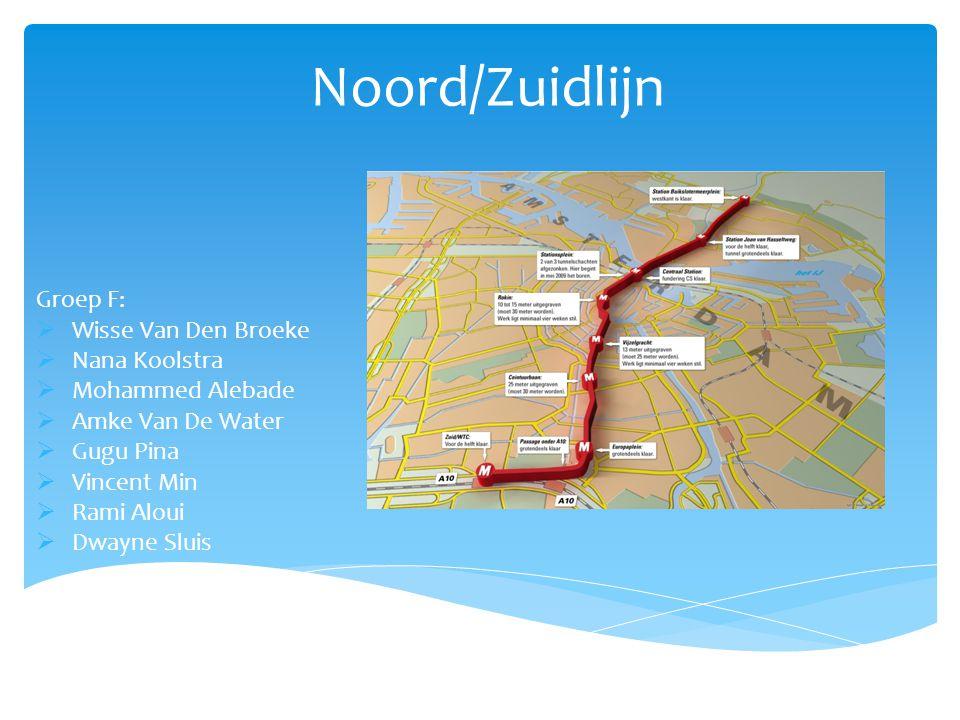  Problemen rond het bouwproces van de Noord/Zuidlijn  De Wyber-methode toegepast op de Noord/Zuidlijn  Tramlijn vs.