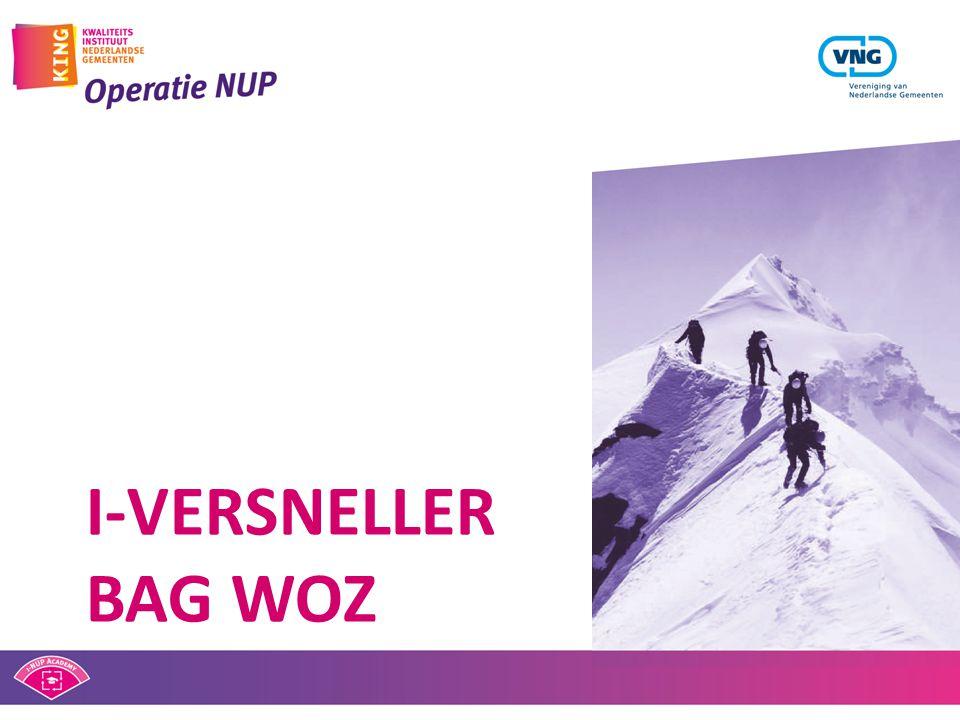 I-VERSNELLER BAG WOZ