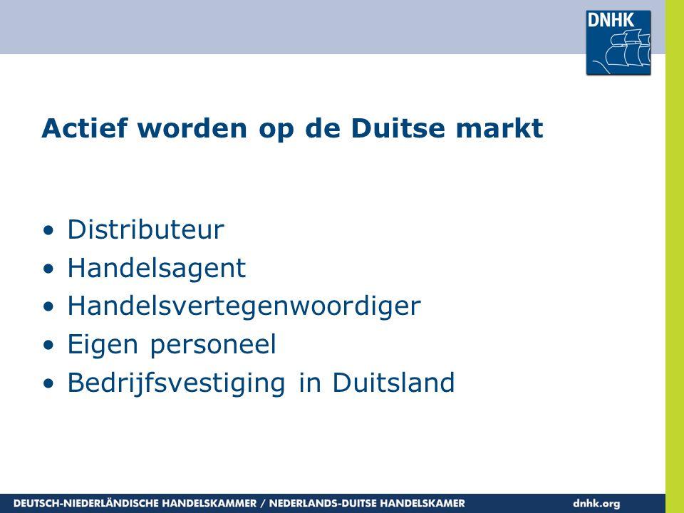 Duitse arbeidsmarkt / sollicitatie (2) •Gesprek: - Kostenvergoeding - Taal - Kleding - Getuigschriften belangrijker dan referenties