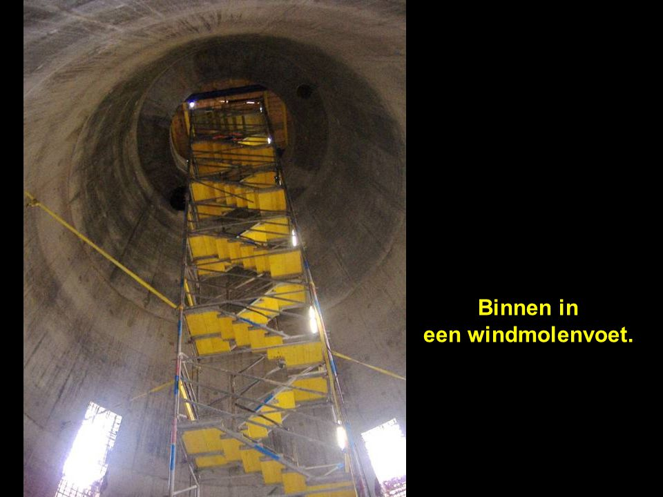 De, 3.8 km landkabels netkoppeling, worden ondergronds aangelegd.Er worden bijgevolg geen hoog spanningspalen gebouwd voor het C-Power windenergiepark.