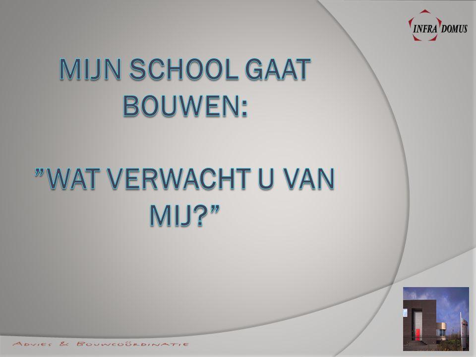 - 21 jaar; - Advies & Bouwcoördinatie; - Scholen; - Maatschappelijke gebouwen.