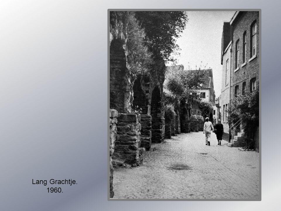 Lang Grachtje. 1895.