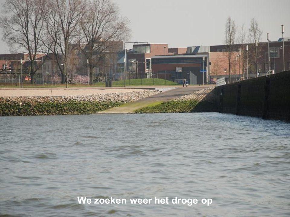 Even langs de ss Rotterdam
