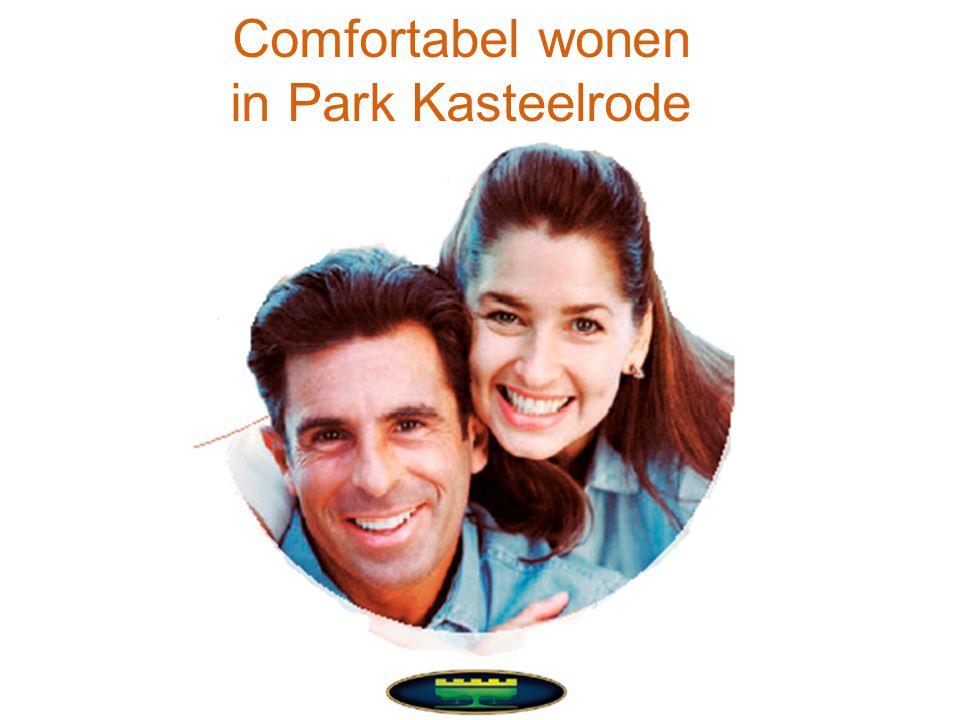 Comfortabel wonen in Park Kasteelrode